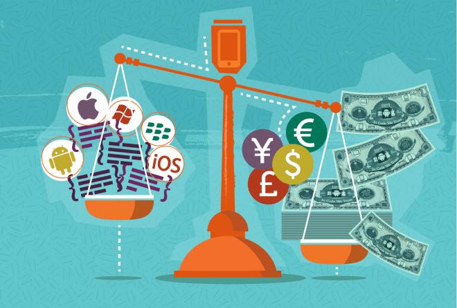 How do hookup apps make money