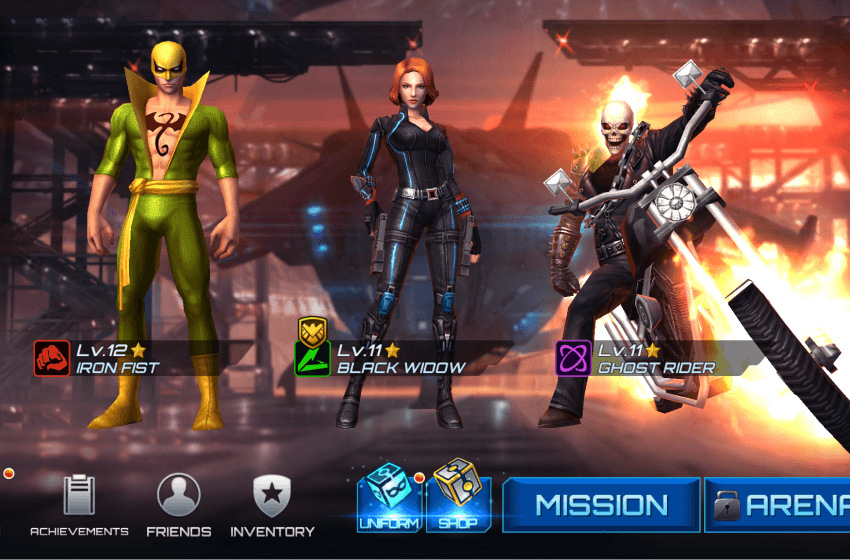 download marvel future fight from play store